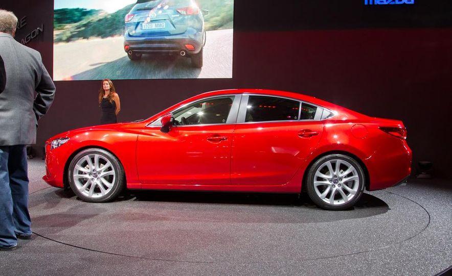 2014 Mazda 6 - Slide 7