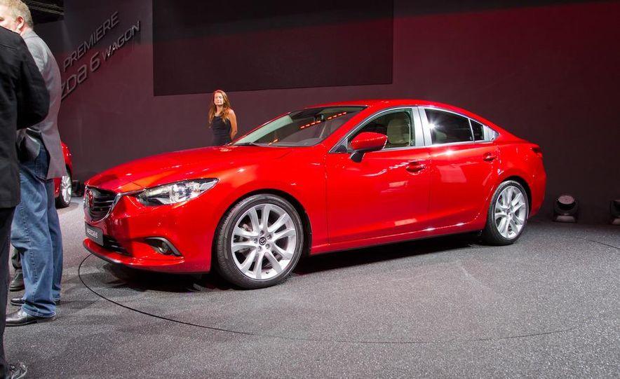 2014 Mazda 6 - Slide 8