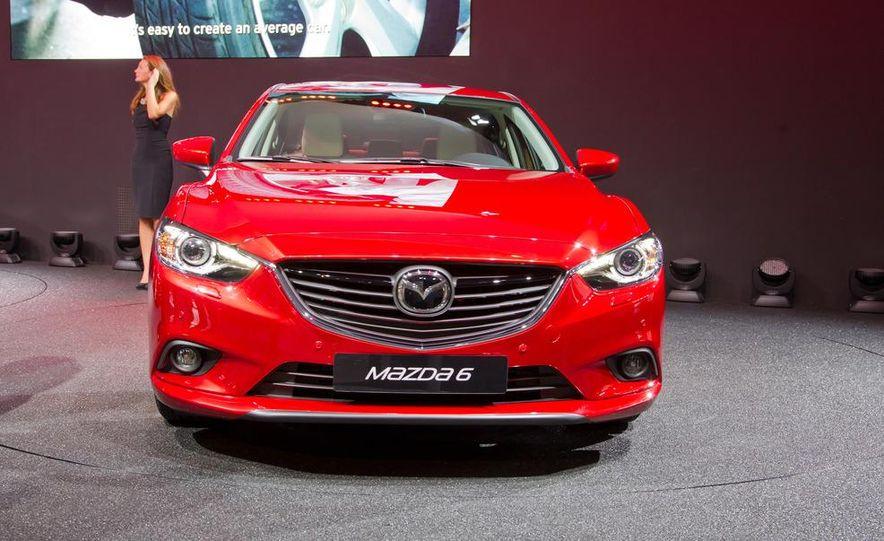 2014 Mazda 6 - Slide 11