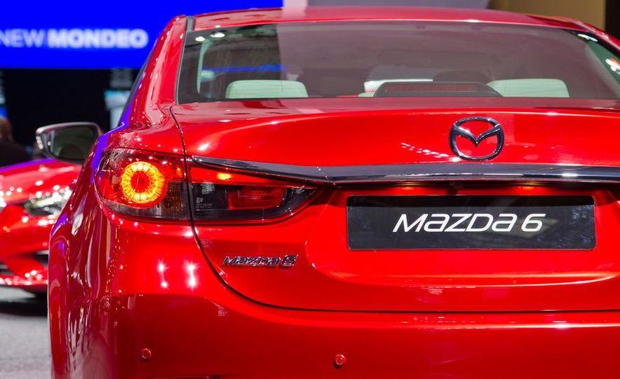 2014 Mazda 6 - Slide 17