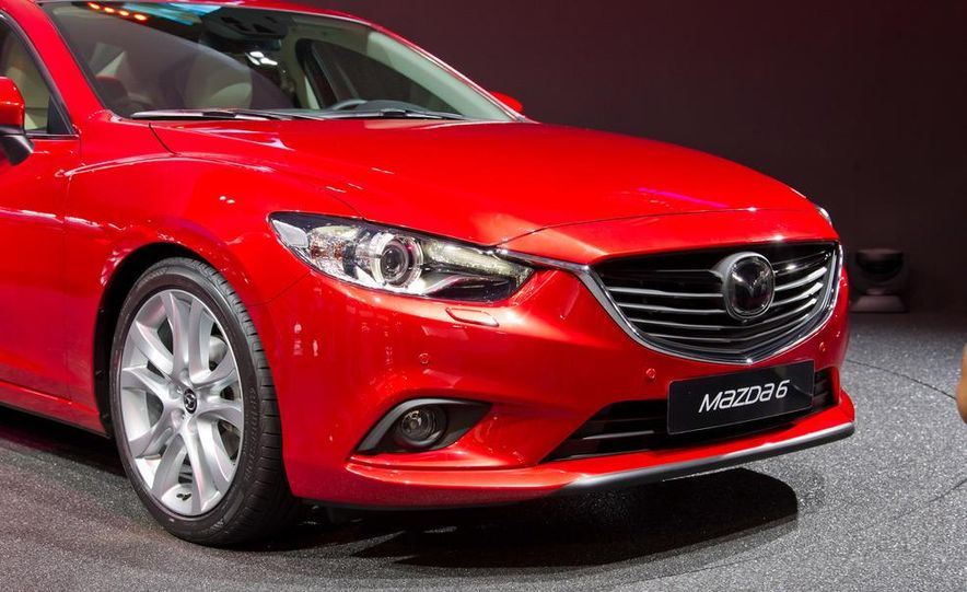 2014 Mazda 6 - Slide 20