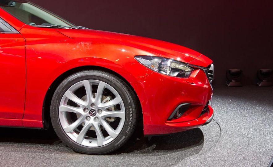2014 Mazda 6 - Slide 21