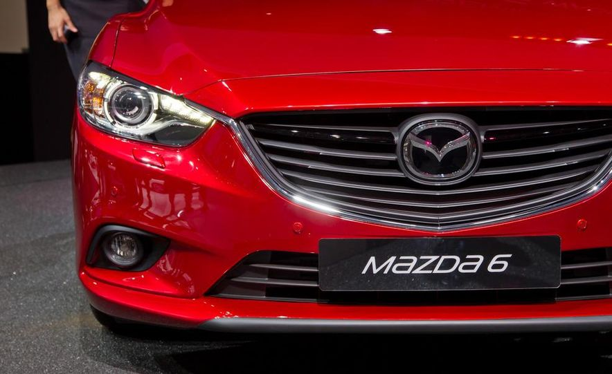 2014 Mazda 6 - Slide 22