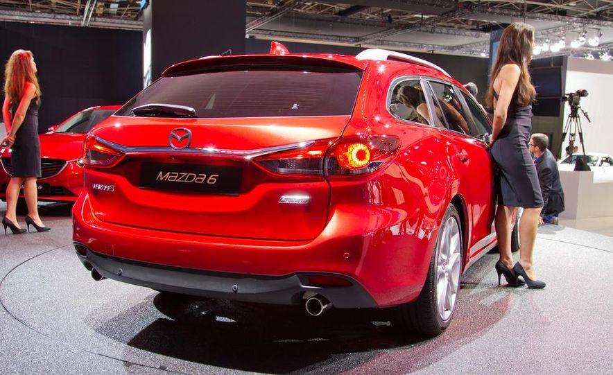 2014 Mazda 6 - Slide 25