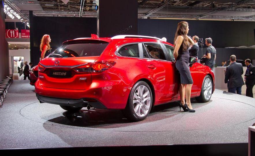 2014 Mazda 6 - Slide 26