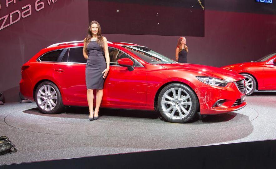 2014 Mazda 6 - Slide 27