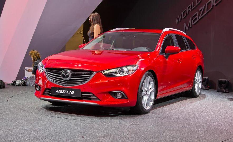 2014 Mazda 6 - Slide 30