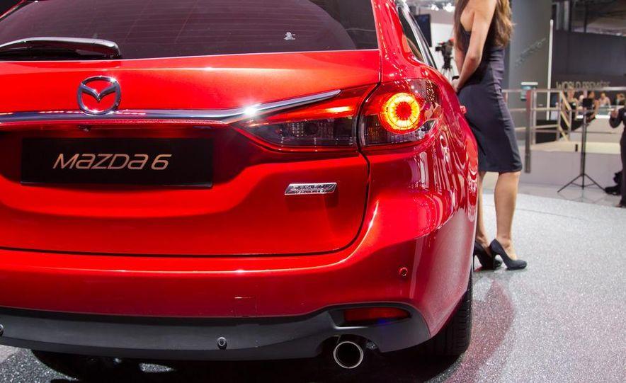2014 Mazda 6 - Slide 31