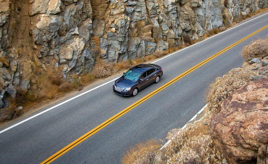 2013 Nissan Sentra SR - Slide 19