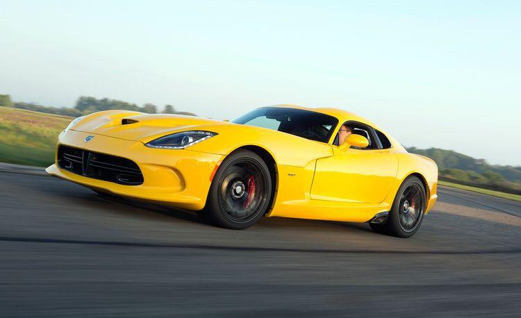 2013 SRT Viper / Viper GTS Coupe