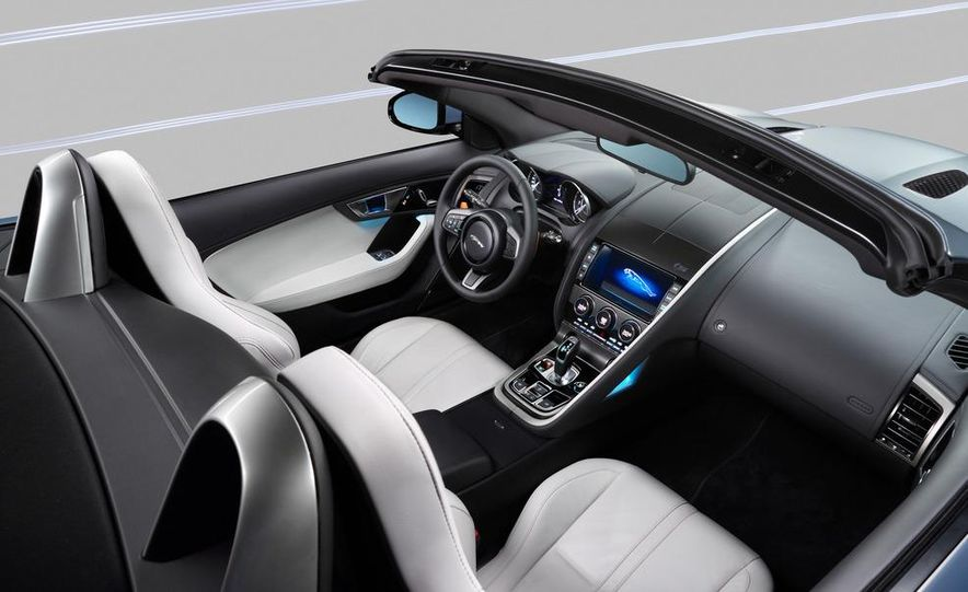 2014 Jaguar F-type V8 S roadster - Slide 51