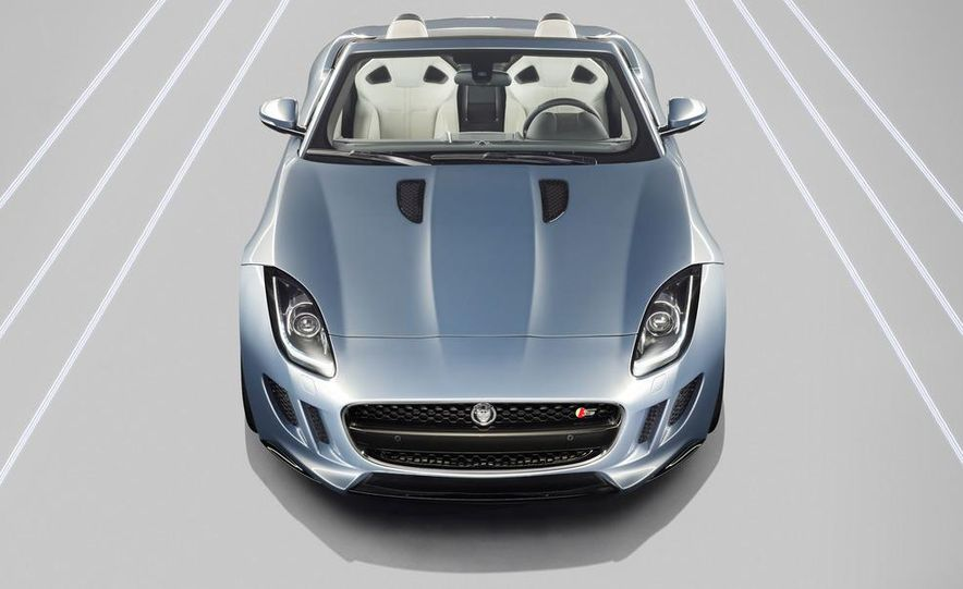 2014 Jaguar F-type V8 S roadster - Slide 43