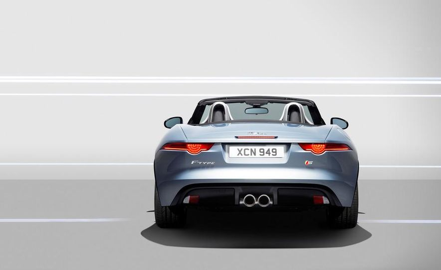 2014 Jaguar F-type V8 S roadster - Slide 44