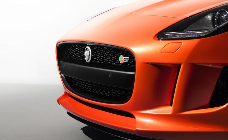 2014 Jaguar F-type V8 S roadster - Slide 75
