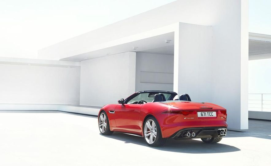 2014 Jaguar F-type V8 S roadster - Slide 66