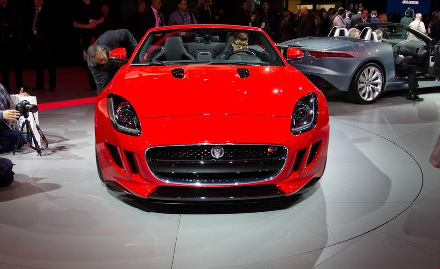 2014 Jaguar F-type V8 S roadster - Slide 1