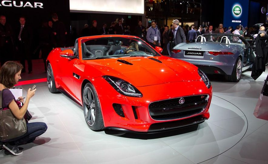 2014 Jaguar F-type V8 S roadster - Slide 2
