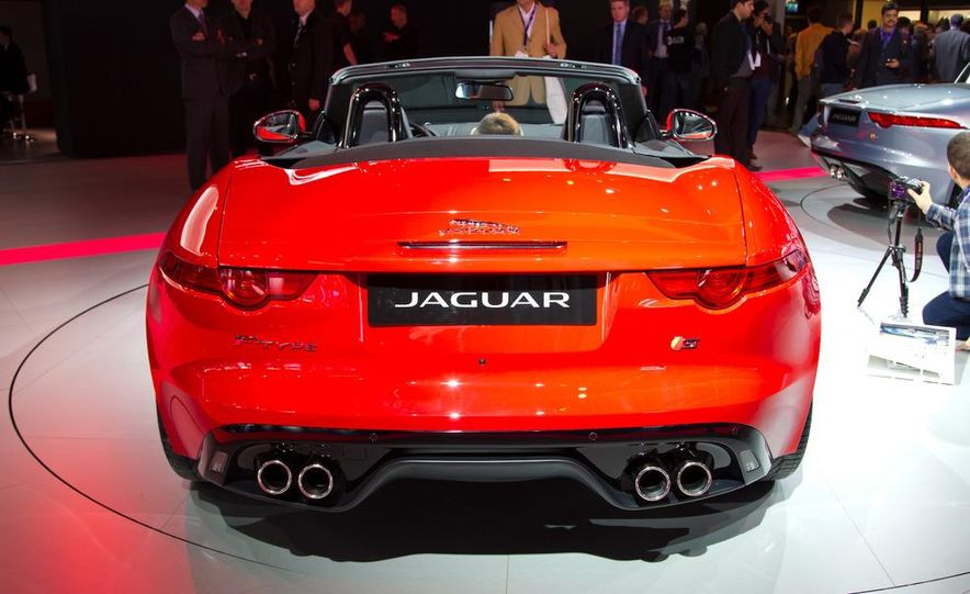 2014 Jaguar F-type V8 S roadster - Slide 5