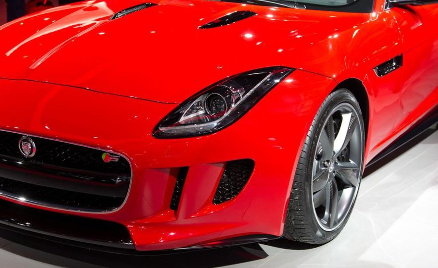 2014 Jaguar F-type V8 S roadster - Slide 23