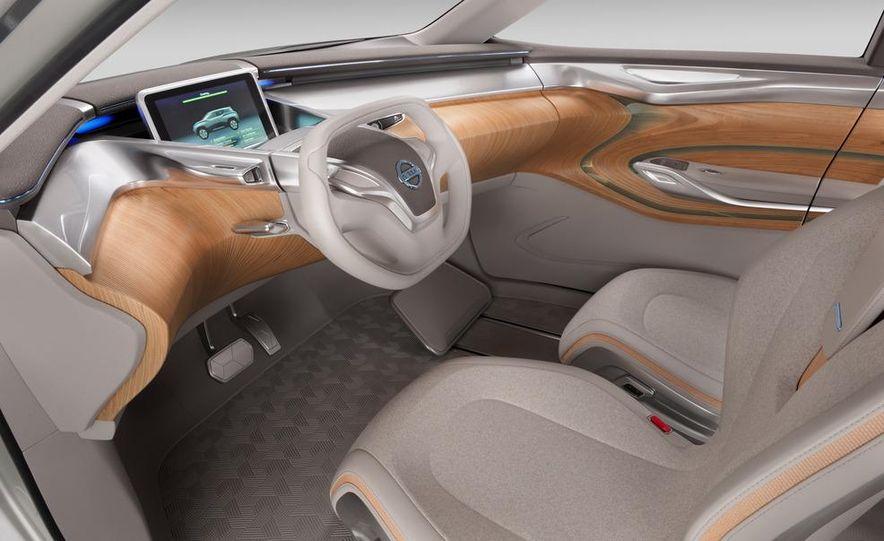 Nissan TeRRa concept - Slide 6