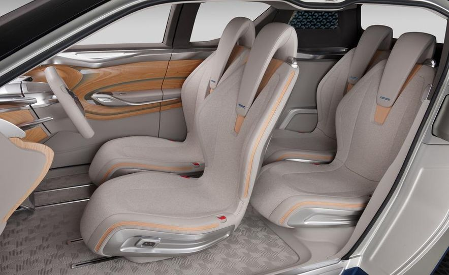 Nissan TeRRa concept - Slide 7