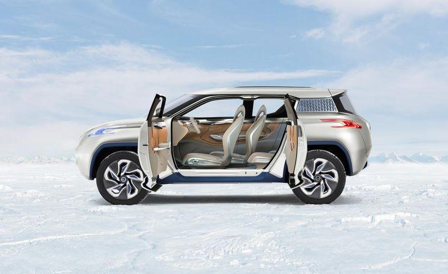 Nissan TeRRa concept - Slide 2