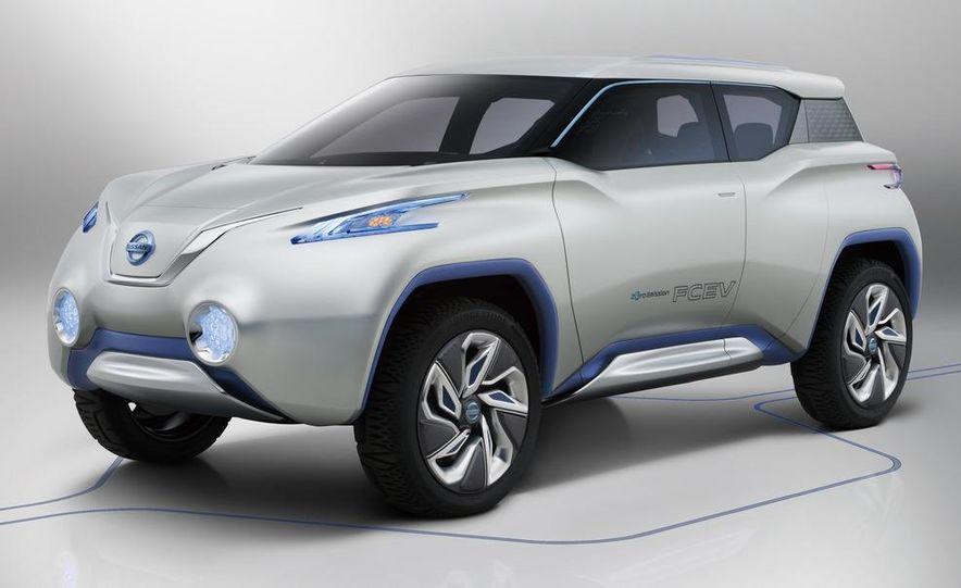 Nissan TeRRa concept - Slide 3