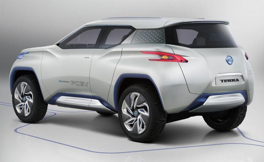 Nissan TeRRa concept - Slide 4