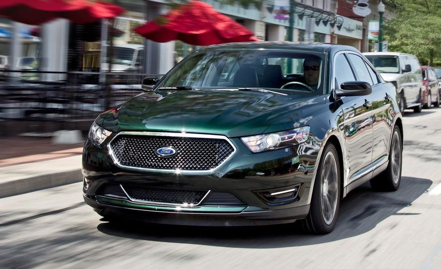 2013 Ford Taurus SHO - Slide 1