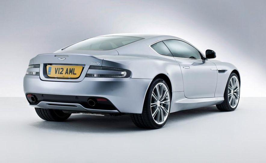 2013 Aston Martin DB9 Volante and coupe - Slide 3