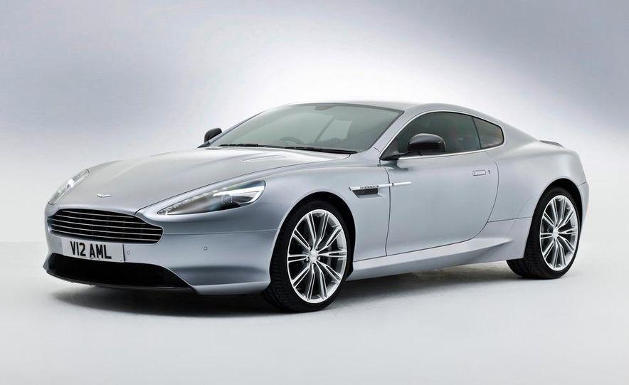 2013 Aston Martin DB9 Volante and coupe - Slide 4