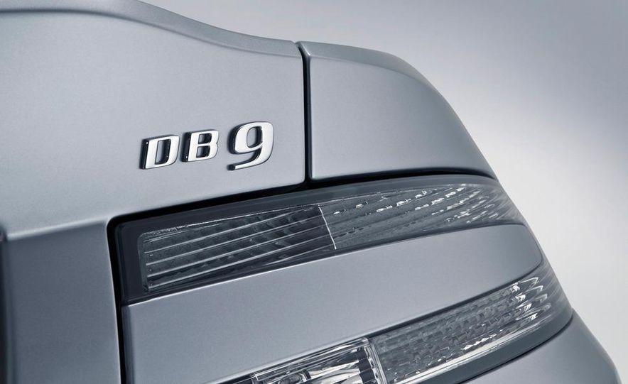 2013 Aston Martin DB9 Volante and coupe - Slide 5