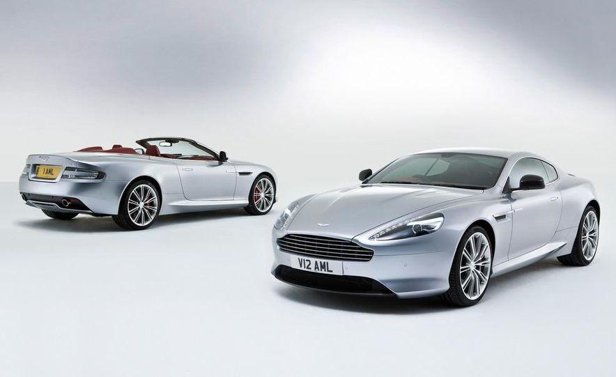 2013 Aston Martin DB9 Volante and coupe - Slide 1