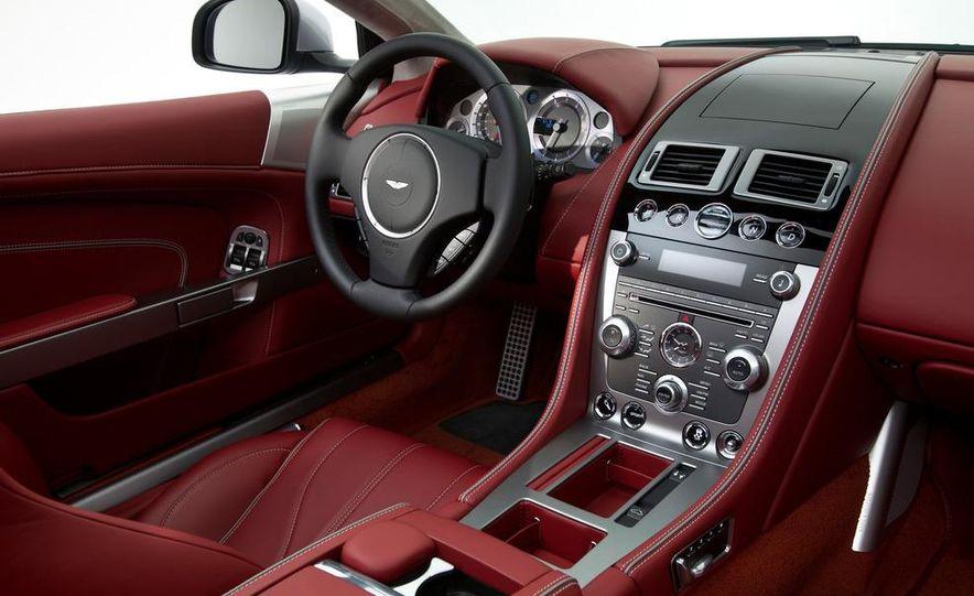 2013 Aston Martin DB9 Volante and coupe - Slide 9