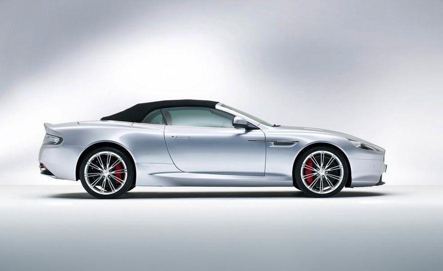 2013 Aston Martin DB9 Volante and coupe - Slide 6