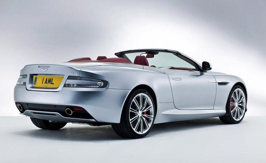 2013 Aston Martin DB9 Volante and coupe - Slide 8