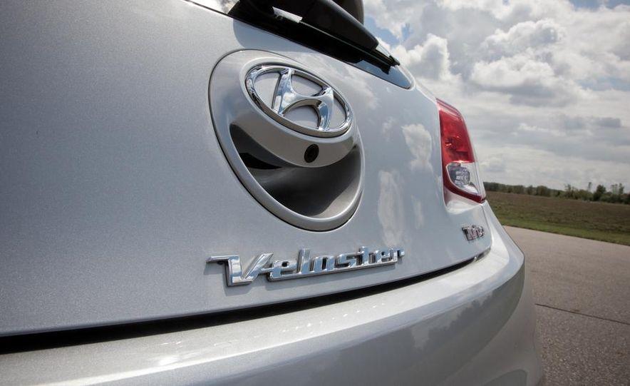 2013 Hyundai Veloster Turbo - Slide 79
