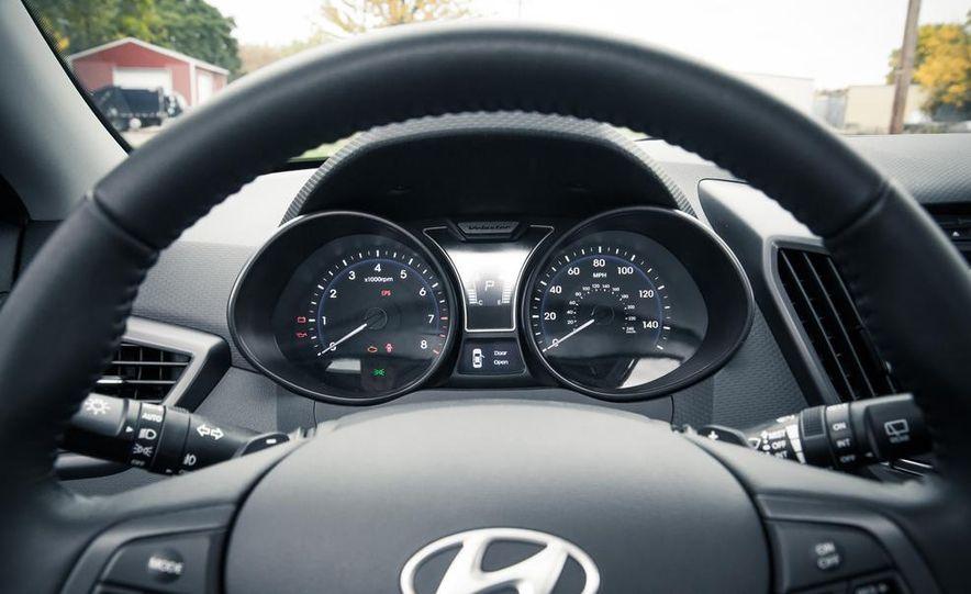 2013 Hyundai Veloster Turbo - Slide 50