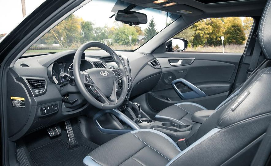 2013 Hyundai Veloster Turbo - Slide 41