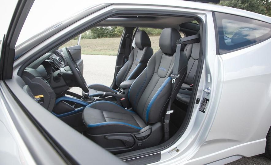 2013 Hyundai Veloster Turbo - Slide 87