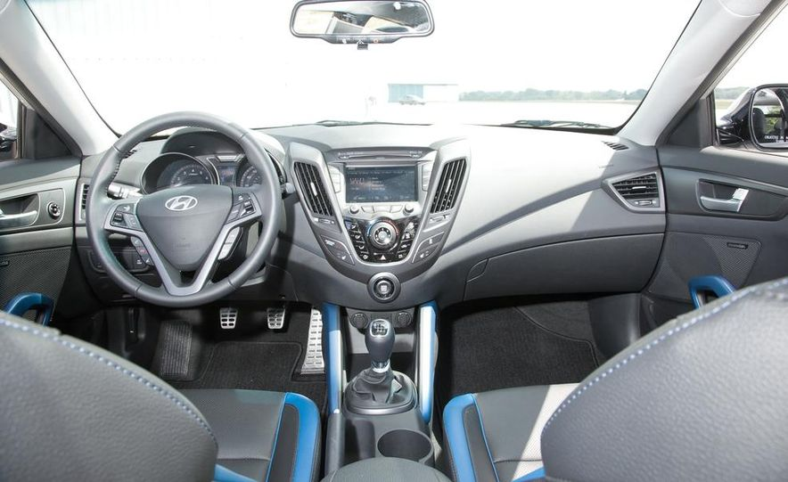 2013 Hyundai Veloster Turbo - Slide 89