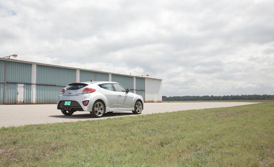 2013 Hyundai Veloster Turbo - Slide 67