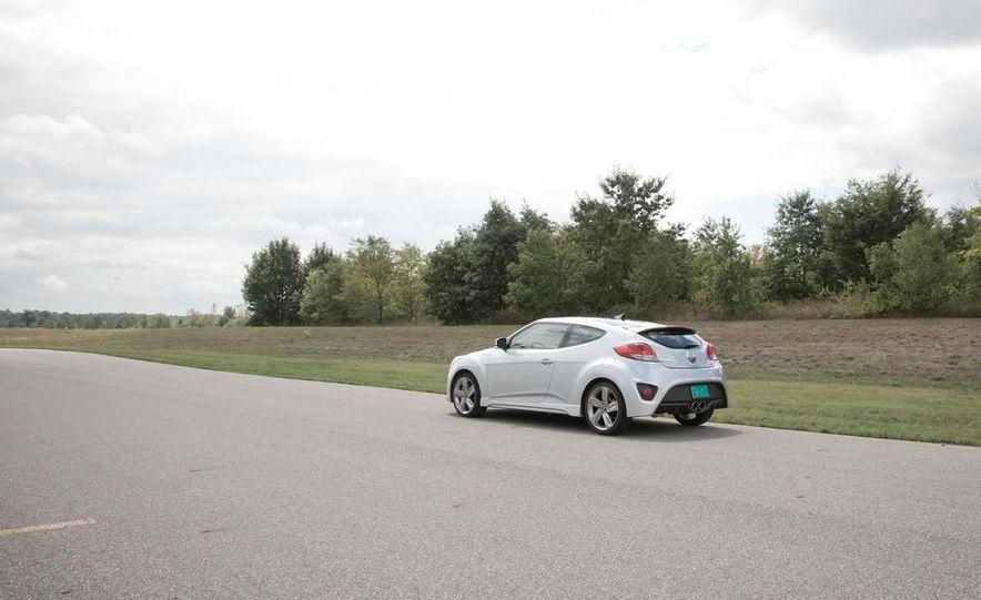 2013 Hyundai Veloster Turbo - Slide 69