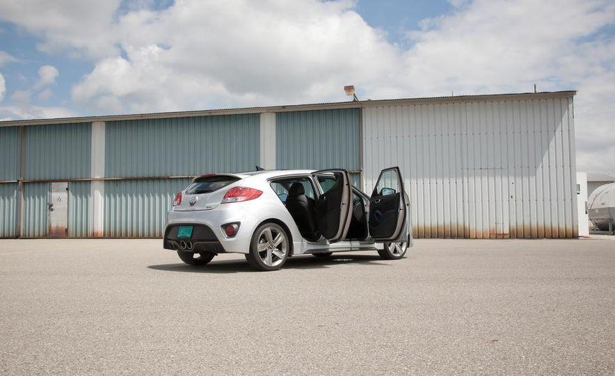 2013 Hyundai Veloster Turbo - Slide 73