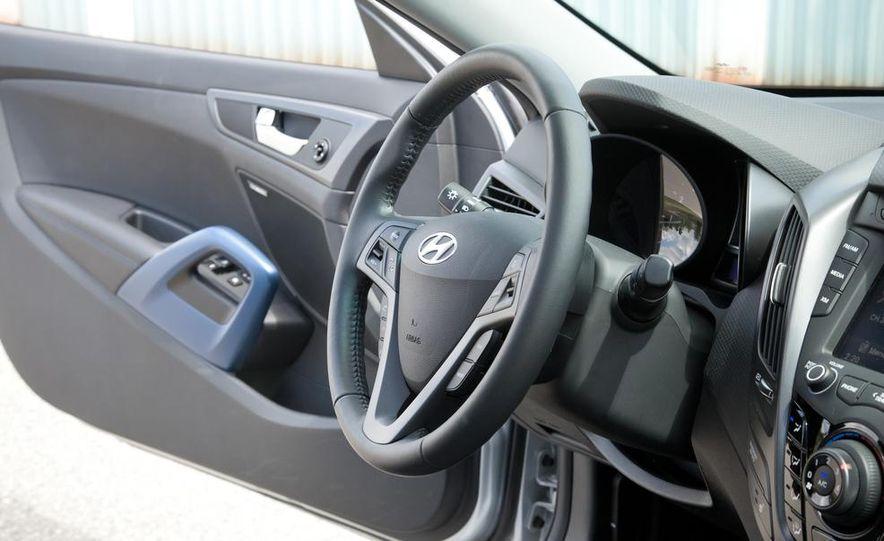 2013 Hyundai Veloster Turbo - Slide 91