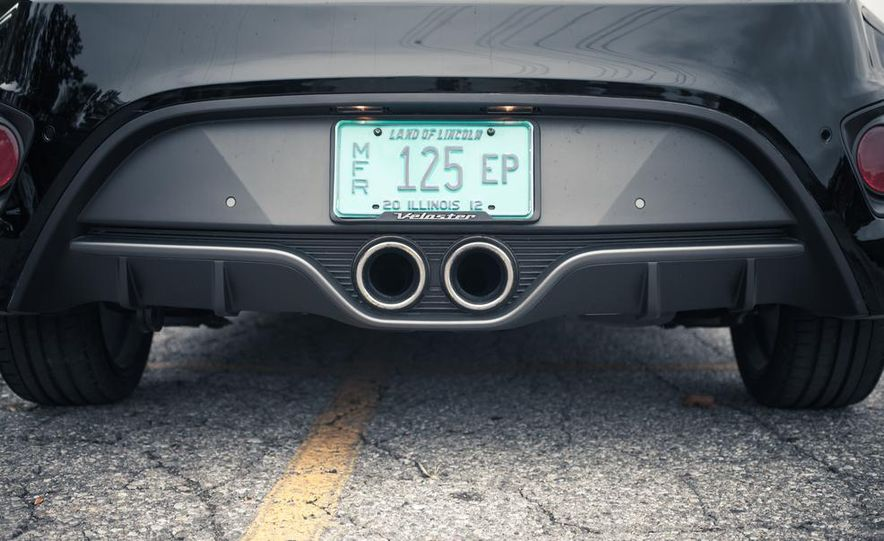 2013 Hyundai Veloster Turbo - Slide 37