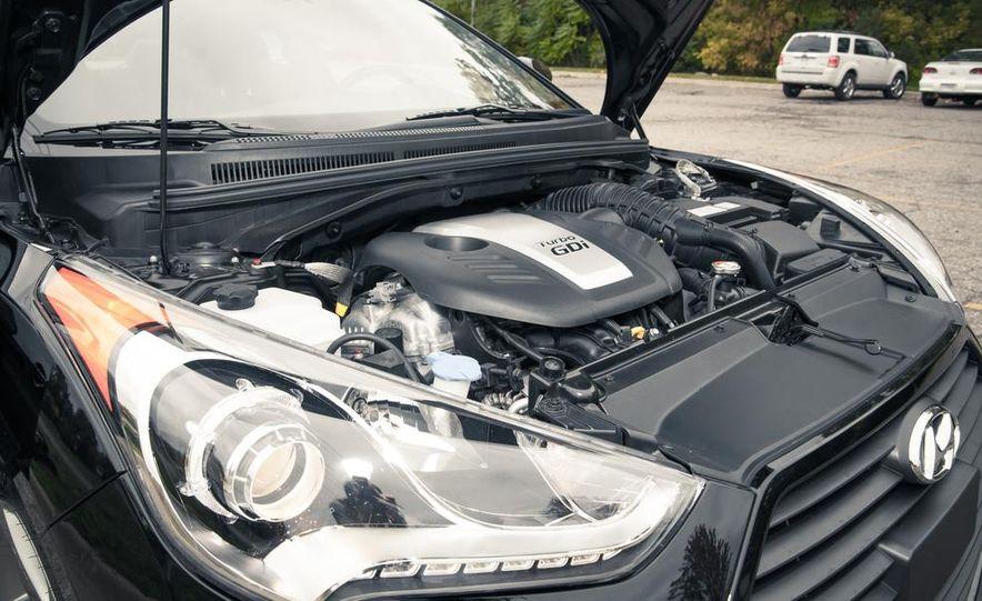 2013 Hyundai Veloster Turbo - Slide 57