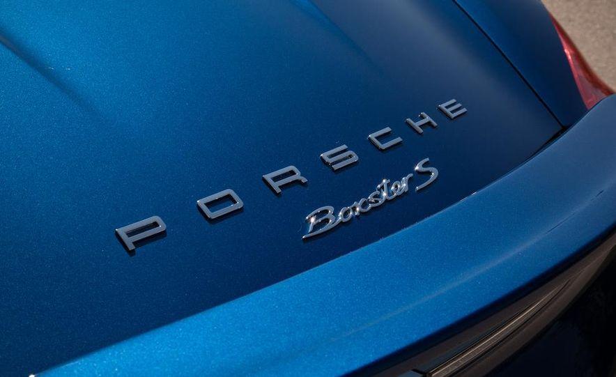 2013 Porsche Boxster S - Slide 33
