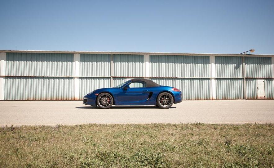 2013 Porsche Boxster S - Slide 13