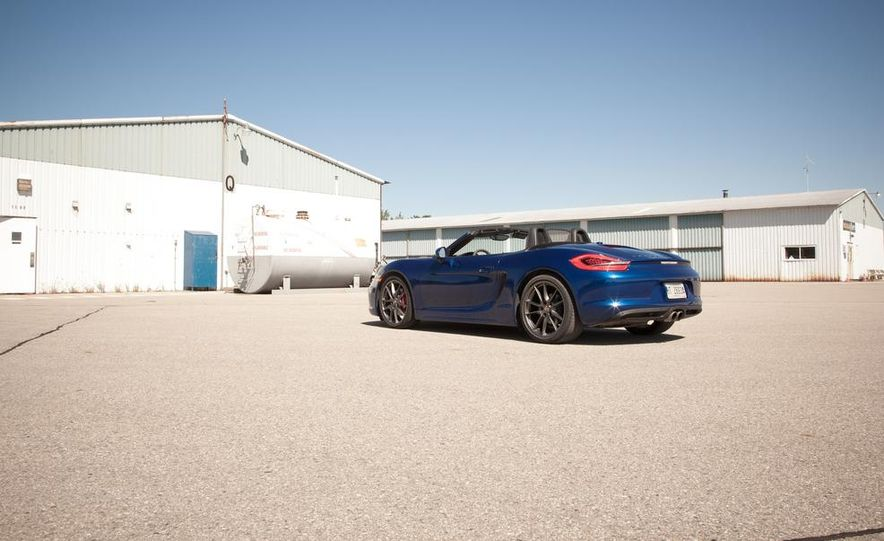 2013 Porsche Boxster S - Slide 15